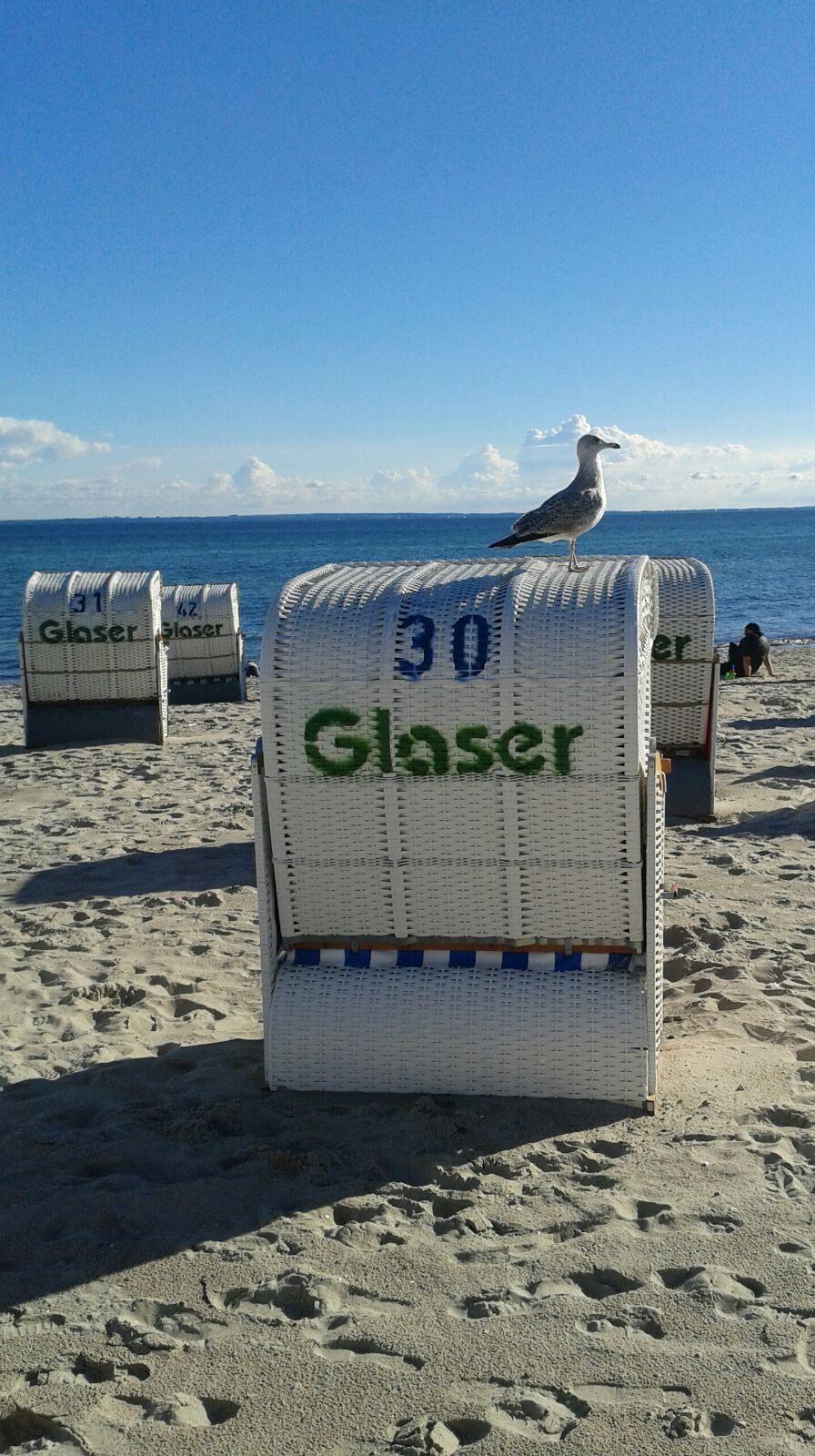 Strandkorbvermietung Glaser